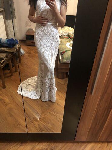 Продам шикарное, очень эффектное платье, надевала на свадьбу как