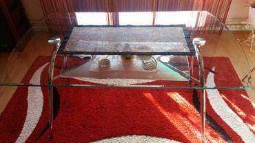 Ostalo za kuću | Smederevo: Stakleni sto na prodaju
