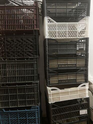 ящик-пластмассовый в Кыргызстан: Продаются пластмассовые ящики