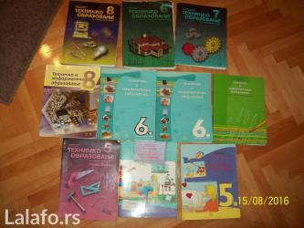 Knjige, časopisi, CD i DVD | Nis: Korisceni, osnovna skola svaki po 200 din