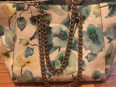 Original guess torba, prelepa, vrlo malo koricena, kupljena u Indjiji, - Sremska Mitrovica