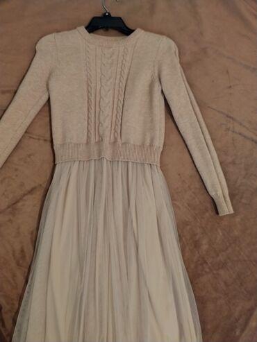 yun paltarlar - Azərbaycan: Dress Klub Massimo Dutti M