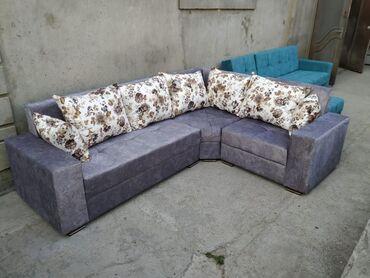 Kunc divan yenidir acilmir baza var 2.40×1.80 7 paduwka ile 5 boyuk