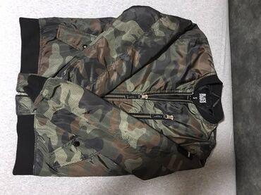 Muska bez s - Srbija: Muska jakna, bez ostecenja, velicina S