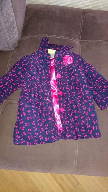 Bakı şəhərində Пальто 4,5,6 б/у в идеальном состояние На 4 5 6 годик. Palto