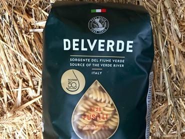 Кейтеринг в Кыргызстан: Макароны известной итальянской компании #Delverde изготавливаются из