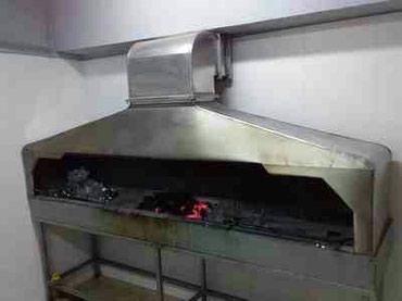 Bakı şəhərində Restoranlara manqal tüstüsü əlehinə qurğuların satışı
