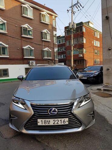 Транспорт - Маловодное: Lexus ES 2.5 л. 2016