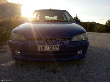Μεταχειρισμένα Αυτοκίνητα - Τρίκαλα: Peugeot 106 1.6 l. 2001 | 170000 km