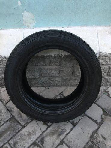 Продаю комплект Зима Хэнкок 235/55/18 отъездила 1 сезон   в Лебединовка