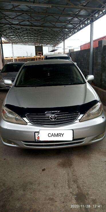 шины для грузовых автомобилей в Кыргызстан: Toyota Camry 2.4 л. 2001
