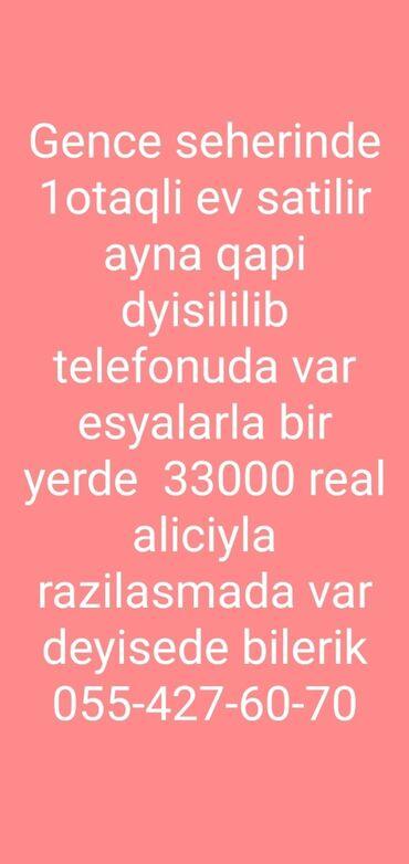 tekerli ev satilir in Azərbaycan   ÇANTALAR: 33000 kv. m, 1 otaqlı