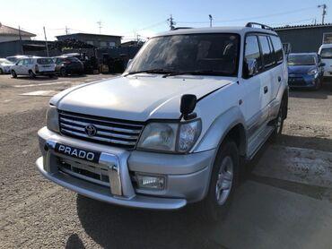 Автозапчасти - Б/у - Бишкек: Запчасти toyota land cruiser prado j95