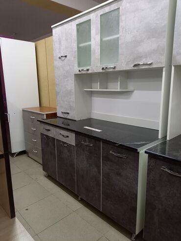 скупка мебели бу бишкек в Кыргызстан: Кухонные гарнитуры, буфеты новые, 1,50см