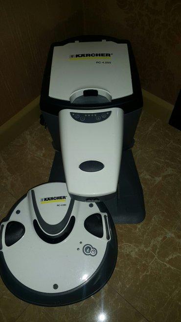 Робот пылесос все и везде собирает пыль. в Bakı