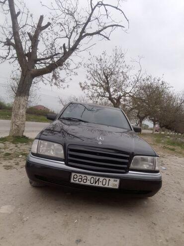 16 elan | NƏQLIYYAT: Mercedes-Benz C-Class 2.2 l. 1994 | 545276 km