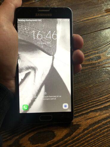 Samsung - Xəzər adaları: İşlənmiş Samsung A500 16 GB qara