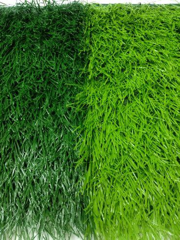 Искусственный газон, полосатый