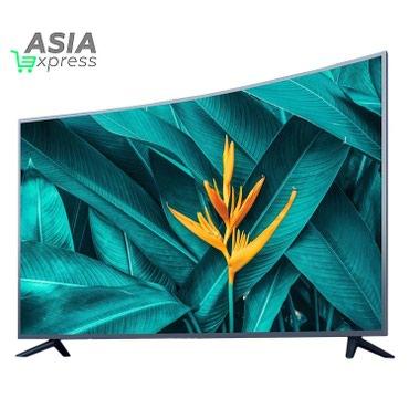 Телевизор изогнутый 55 Yasin E5000 4K smart tv в Бишкек