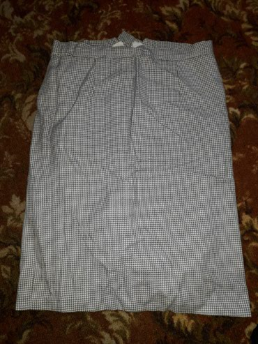 Suknja-hm-pamuk-elastin-cm-struk - Srbija: Suknja, struk 80