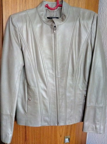 Nova GLOBUS kozna jakna, kupljena u Svajcarskoj, velicina 40, - Belgrade