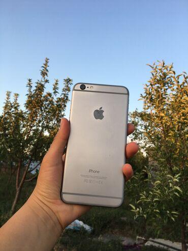 touch 6 в Кыргызстан: Б/У iPhone 6 Plus 16 ГБ Серебристый