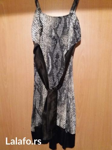 Samo nova haljina kupljena u italiji... Materijal prelep lagan za - Vrnjacka Banja - slika 2