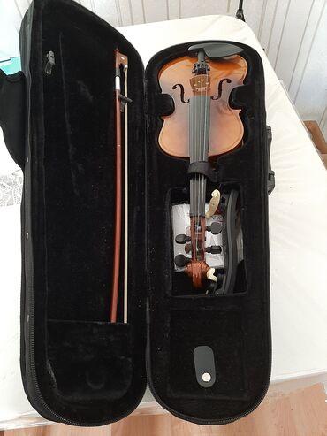 aro 24 2 1 td - Azərbaycan: Продаётся скрипка-б\у, 4/2, в хорошем состоянии. Skripka satılır