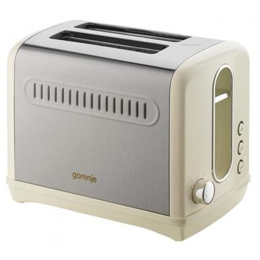 Тостер Gorenje T 1100 CLI (Classico)--Тостер, на 2 тоста, мощность 950