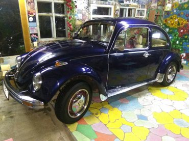 volkswagen beetle a5 в Кыргызстан: Volkswagen Beetle 1 л. 1938 | 72000 км