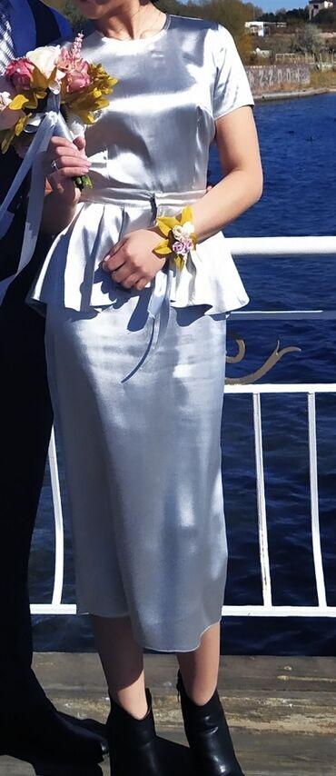 плов на заказ in Кыргызстан | ГОТОВЫЕ БЛЮДА, КУЛИНАРИЯ: Продаю платье размер S,M 42-44 Надевала 1 раз состояние 10/10 сшито на