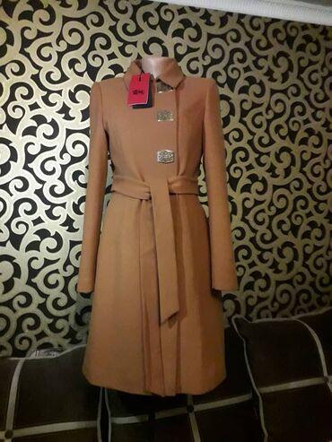 Пальто Турция, новое 6700 сом размеры есть, есть цвет потемнее