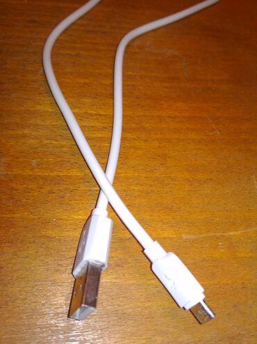 Foto/video aksesuarları - Mingəçevir: USB satılır. Adapter qoşmaq, telefonu kompüterə qoşmaq və sair üçün