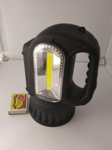 Rucna radna Lampa , izradjena od kvalitetne gumirano silikonsksog - Crvenka