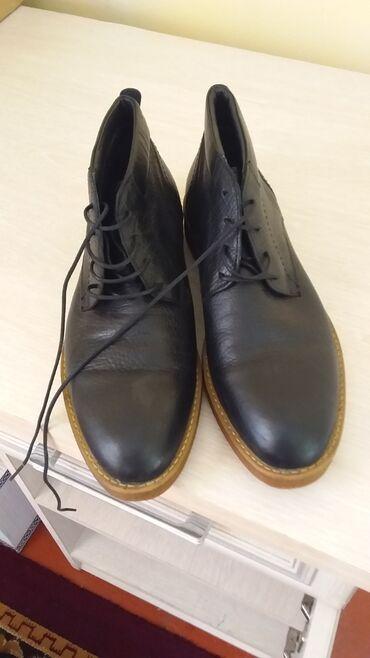 Личные вещи - Ош: Чиста турецкий обувь натуральной кожа баасы 2000ден ошто