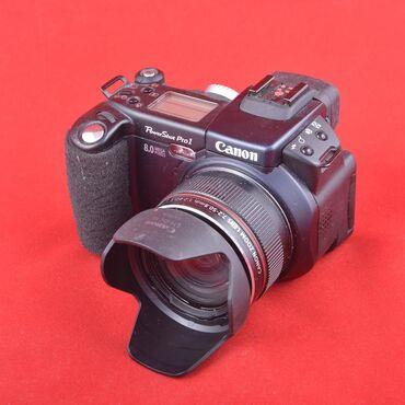 фотоаппарат canon eos 1100 d в Кыргызстан: Фотоаппарат Canon PowerShot Pro1