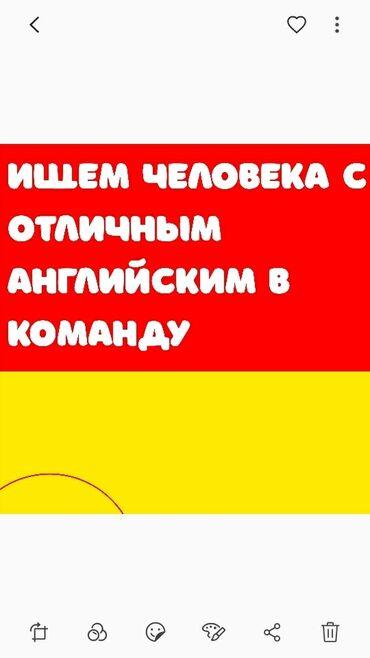 текстовые переводы в Кыргызстан: Переводчик. Английский. Сменный график