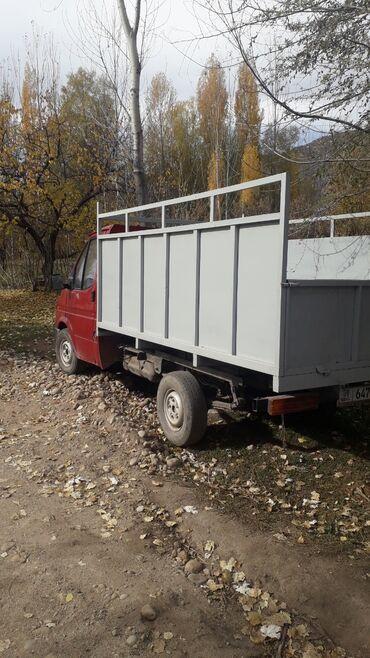 Покупка грузового автомобиля - Кыргызстан: Ford Transit 2.5 л. 1991 | 16687 км