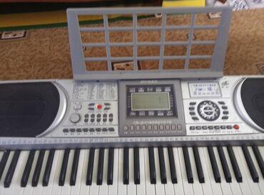 Динамики и музыкальные центры в Токмак: Сентезатор XINYUN в хорошем состоянии более 120 видов звуков клавиш