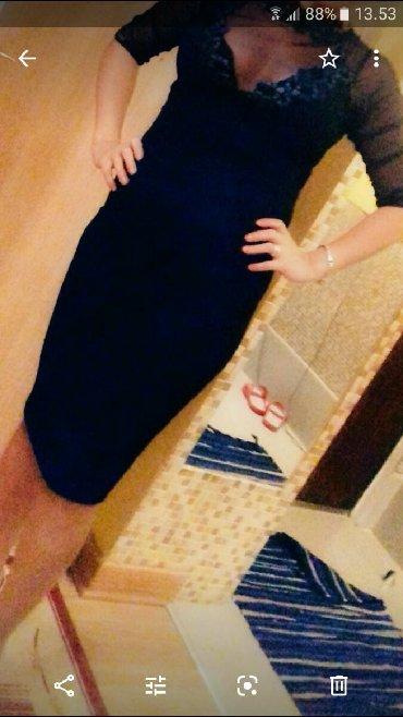 Ženska odeća | Priboj: SNIZENO Vogeli model iz 2017 god vel 42 deo od tila na grudima. Sve