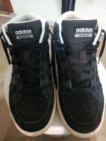 Muske patike - Srbija: Adidas patike broj 40, skoro kao nove. Dete ih nosilo max 2 meseca