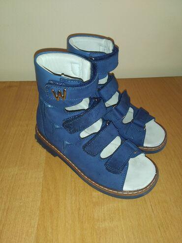 Ортопедические сандалии лечебные, состояние хорошее,носили очень