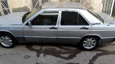 - Azərbaycan: Mercedes-Benz 190 1991