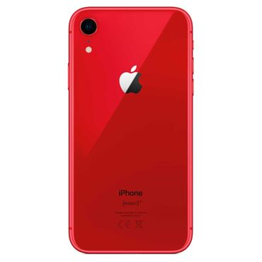 сколько стоит iphone в Кыргызстан: Б/У iPhone Xr 64 ГБ Красный