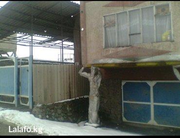 Продаю дом полу подвальный без ремонта есть гараж углярка камин бассей в Кара-Балта