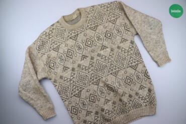Чоловічий светр, Oster, р. XL   Довжина: 84 см  Ширина плечей: 65 см