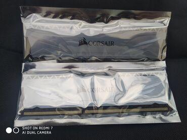 6100 - Azərbaycan: Ram Corsair DDR3-8GBYENI Corsair RamlariDDR3-8gb-1600 MHZ Corsair