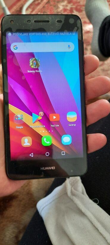 Huawei nova - Srbija: Telefon Hawey kao nov ima folija na ekranu