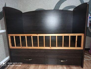 Продаю детскую кровать в идеальном состоянии,почти не