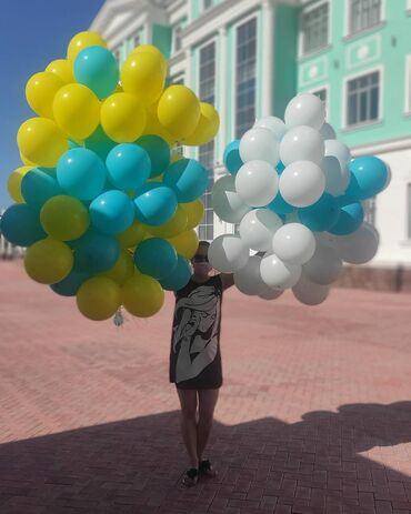 Шарики для праздникавоздушные шары на любой праздник .гелевые шарики